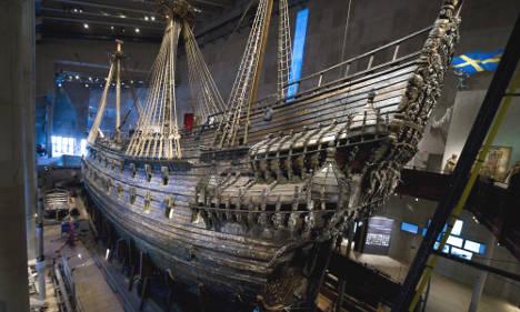 Sweden's Vasa sails into world's top museums list