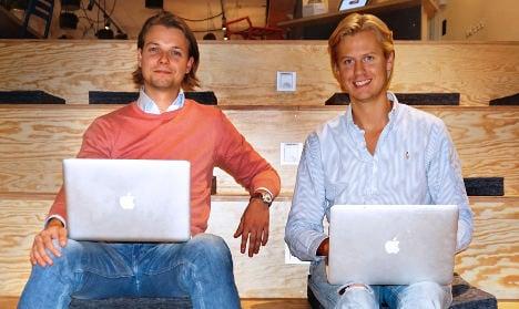 Swedish students swipe into dating app scene