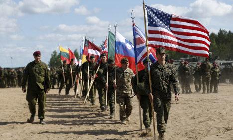 Sweden in secret talks to join 'elite' Nato unit