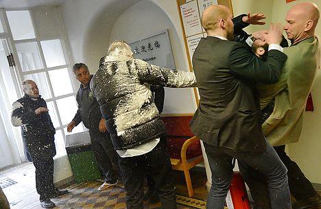 Asylum knifeman made earlier attack in Sweden