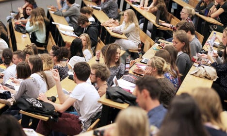 Foreign students rank France 'worst in Europe'