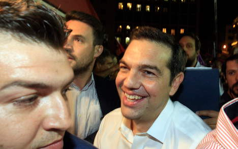 Berlin 'will work closely with new Greek govt'