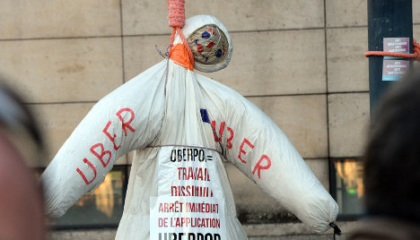 UberPop: Top French court confirms ban
