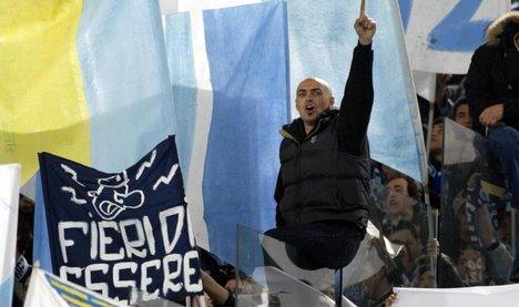 French brand Lazio's new kit as 'fascist'