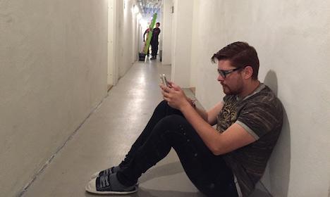 Copenhagen student dorm still not livable