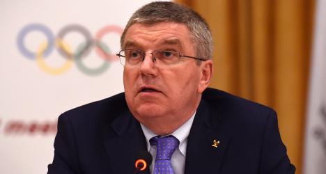 IOC starts $2 million fund to help refugees