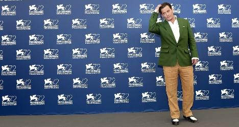 Depp tipped for Oscar at Venice film festival