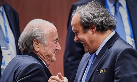 Platini interview: 'My integrity is not in doubt'