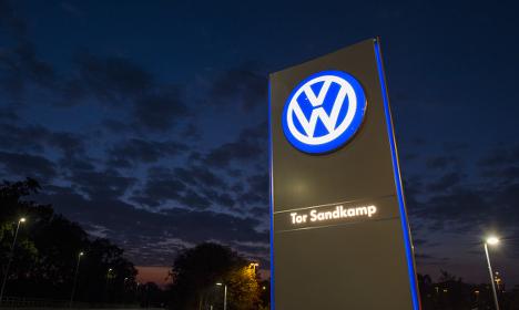 Switzerland suspends sales of VW models