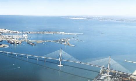Double the budget and five years late La Pepa Bridge opens in Cádiz
