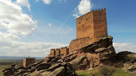 Behind-the-scenes peek as Game of Thrones films on location in Spain