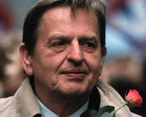 Migrant crisis? Send in Olof Palme