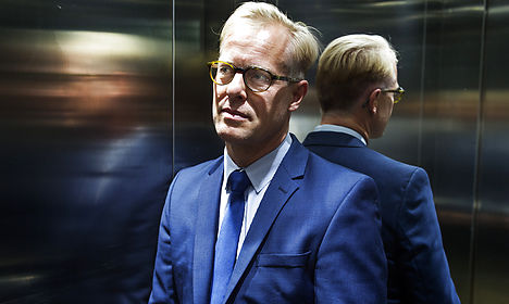Danish defence minister resigns over scandals