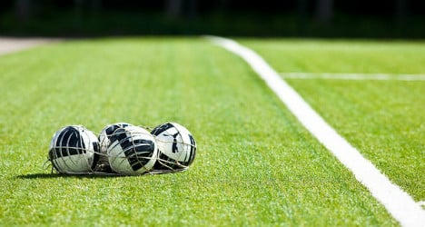 Asylum-seekers banned from playing football