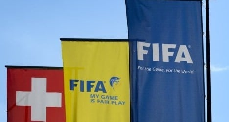 Ethics chief calls for Fifa president term limit