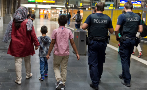 Germany takes 1/3 of all EU asylum applications