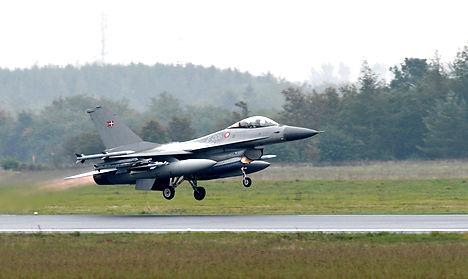 Danish F-16s may have killed civilians in Iraq