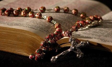 Italian priest closes parish over child claims