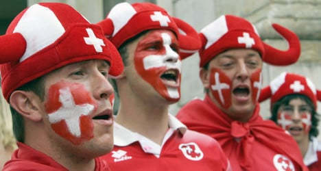 Public select potential Swiss national anthem