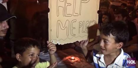 Refugees barred from Hungarian rail hub