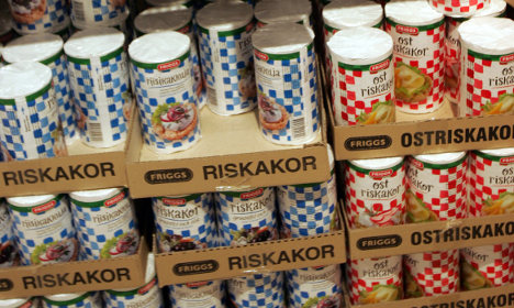 Swedish experts say rice cakes are full of arsenic