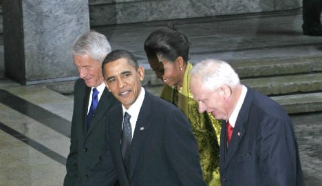 Nobel director regretted Obama peace prize