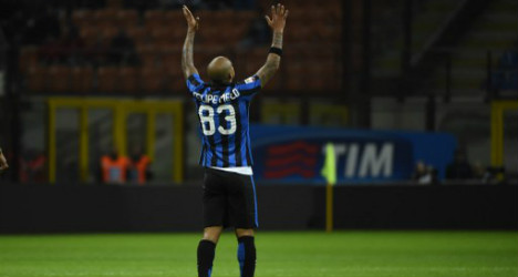 Inter stretch lead as Juve upset in Serie A