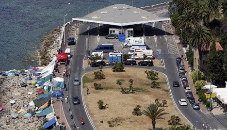 France 'won't hesitate' to install border controls