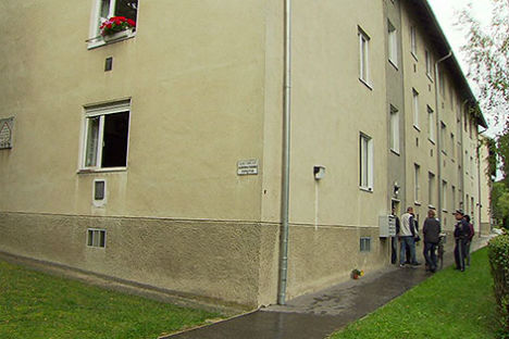 Murder-suicide in Vienna's Hietzing district