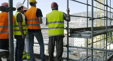 Construction workers' early retirement 'in peril'