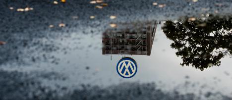 VW admits emissions manipulation in Europe