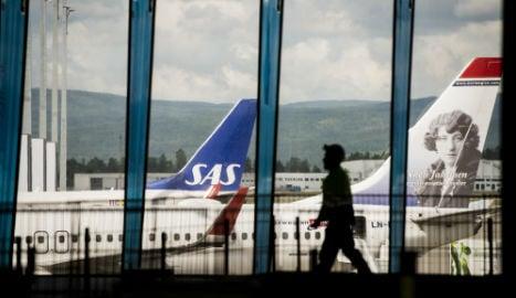 Stowaway sparks terror fears on Norwegian flight