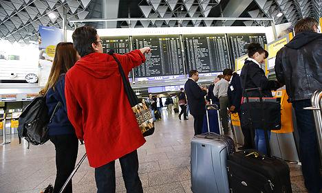 Lufthansa strike to hit hundreds in Denmark