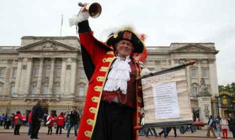 American tourists prefer Britain to Italy