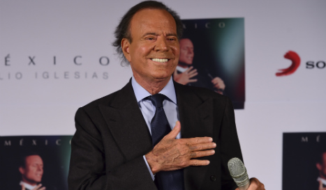 Legendary Spanish crooner Julio Iglesias to release 'last ever' album