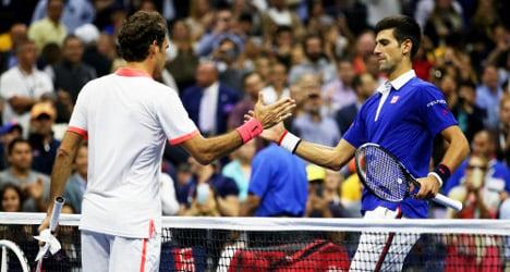 Federer fails to clinch tense US Open final