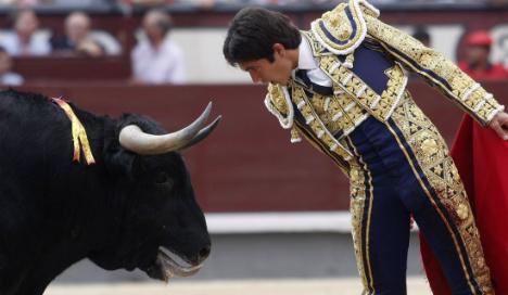 Madrid's new mayor pulls funding for prestigious bullfighting school