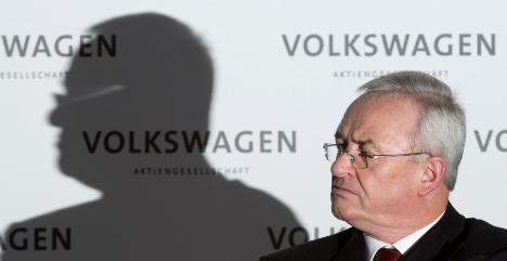 Prosecutors launch probe into ex-VW chief