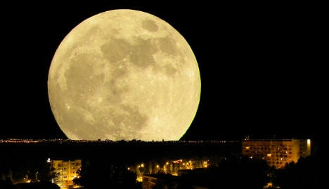 Norway looks forward to rare supermoon eclipse