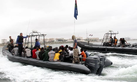 4,500 refugees rescued off Libya in one day