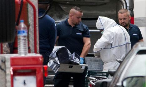 Man arrested over deadly Paris apartment fire