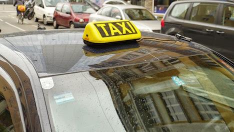 Austrian taxi drivers drive a hard bargain