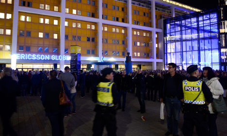 Swedish mystery 'cop' at U2 gig still not found