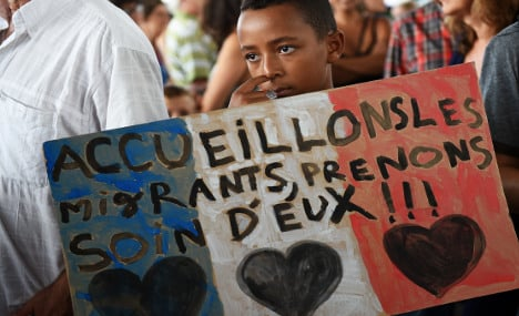 Refugees offer chance to boost French economy