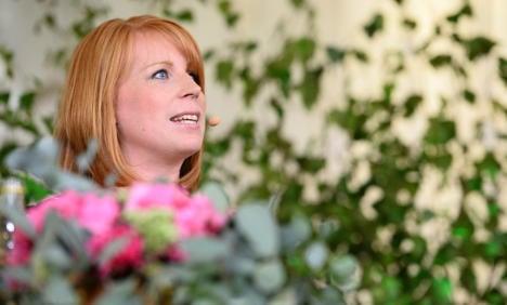 Baby girl joy for Centre Party leader Lööf