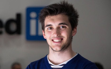 From student to Italy startup millionaire