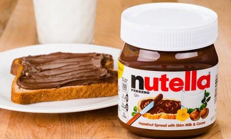 Italian police foil Nutella heist