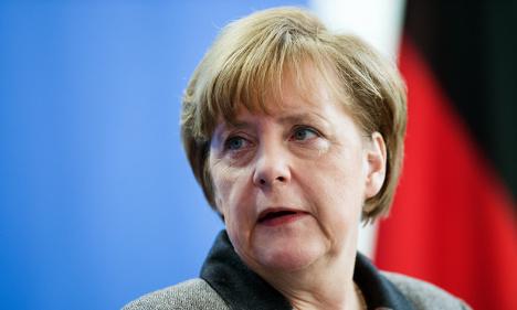 Merkel: EU refugee quota plan 'only first step'