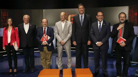 Catalonia elections: The key players