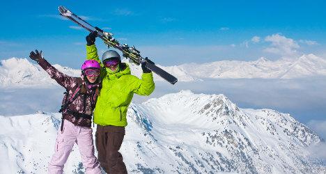 France edges out US for title of top ski destination